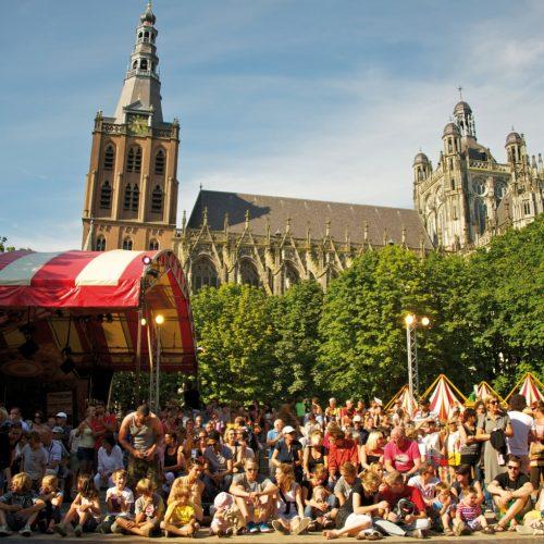 Overzicht festival Boulevard Den Bosch.