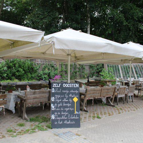 In Doorn kunnen de bewoners van Bartiméus genieten van een prachtige historische tuin.