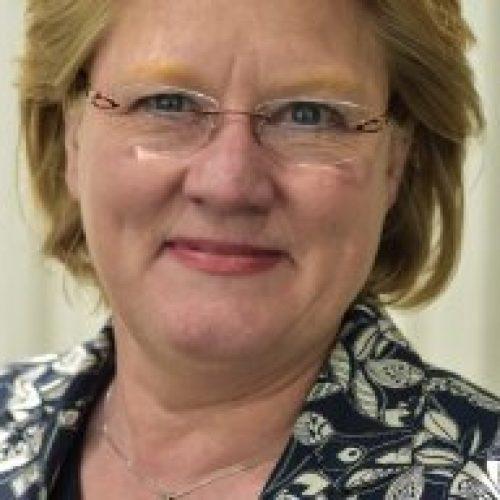 Portret Paula Sterkenburg