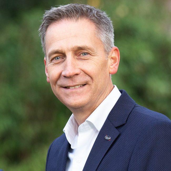 Joeke van der Mei, directeur