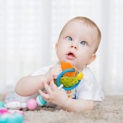 Help mee: In een baby- en peutercentrum willen we ook de allerkleinsten snel diagnosticeren.