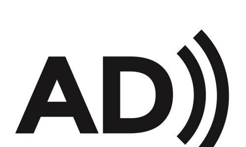 logo audiodescriptie
