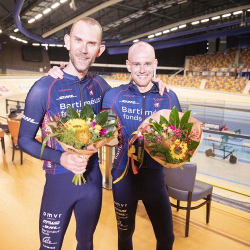Deze helden op de wielerbaan haalden al goud in Rio en zijn hard op weg naar Paralympisch goud in Tokio. Ambassadeurs om trots op te zijn!